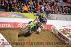 Monster Energy Kawasaki's Ryan Villopoto, the reigning SX Champion