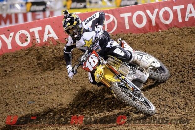 2014 AMA Supercross | TV Schedule (Fox Sports, CBS)