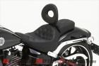 Corbin Seat on Harley-Davidson Breakout