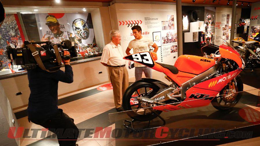 MotoGP: Dorna to Release Marc Marquez Documentary