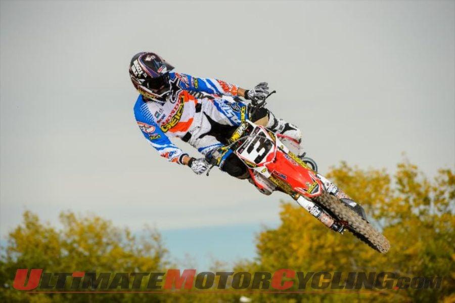 GEICO Honda's Eli Tomac