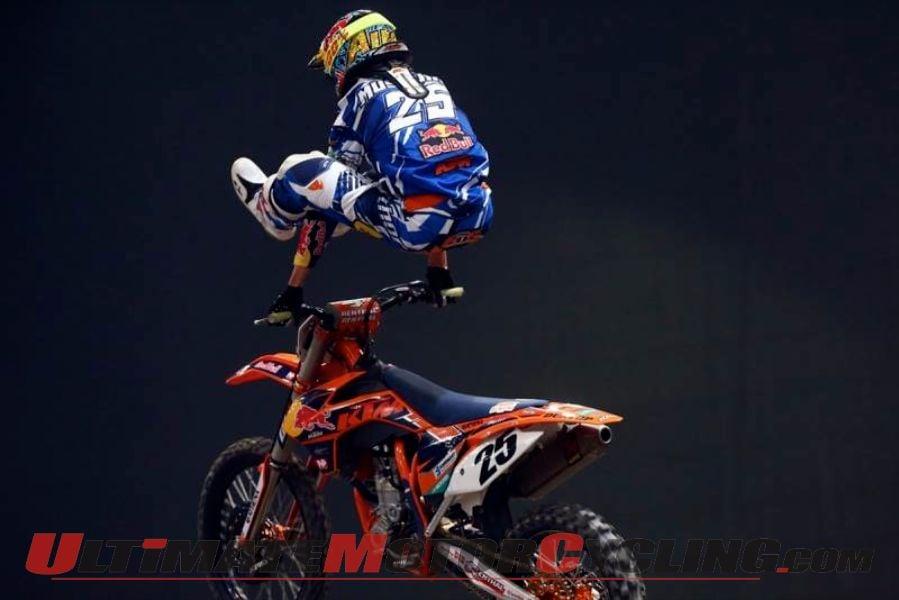 KTM's Marvin Musquin