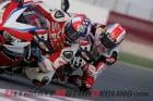 Pata Honda's Leon Haslam and Jonathan Rea on CBR1000RR Fireblade SP