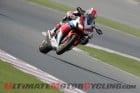 Jonathan Rea on Honda CBR1000RR Fireblade