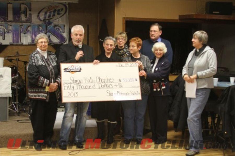 SMRi Donates $50K to Sturgis Rally Charities Foundation