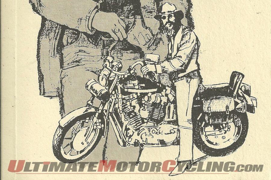 Rider's Library | The Holy Ranger – Harley-Davidson Poems