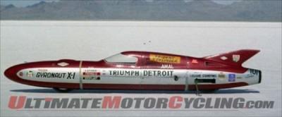 Triumph Gyronaut X-1