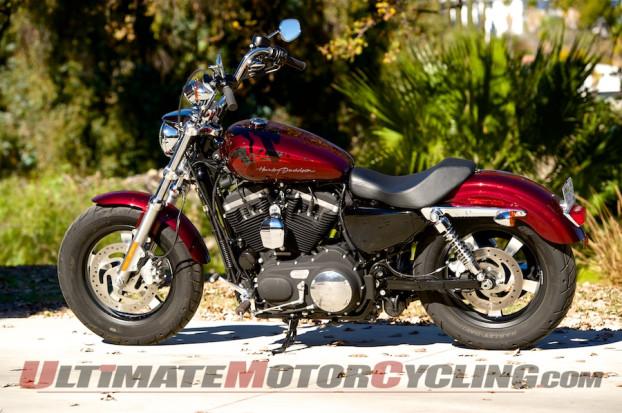 2014-Harley-Davidson-Sportster-1200-Custom-HD1-left-side
