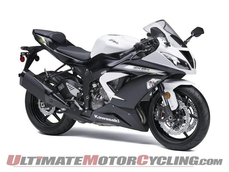 2014 Kawasaki Ninja ZX-6R   Quick Look Review