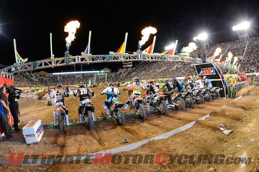 2014 Supercross | MX for Children Jackpot Challenge Fundraiser