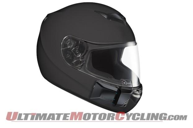 NUVIZ_RideHUD_Mounted_Helmet