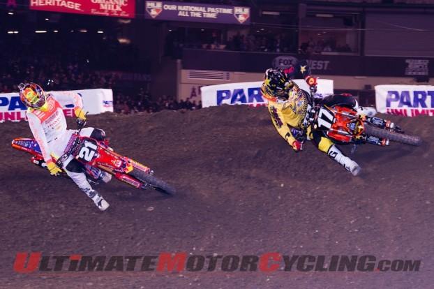 2014 Anaheim 1 AMA Supercross | 250 Class Results