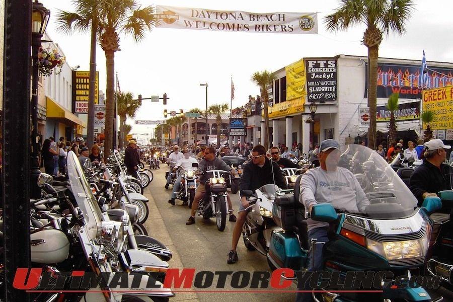 Budweiser - Official Sponsor of Daytona Bike Week 2014