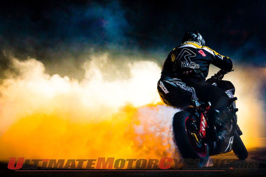 Sportbike Stunt Pilot Tony Carbajal Recaps 2013