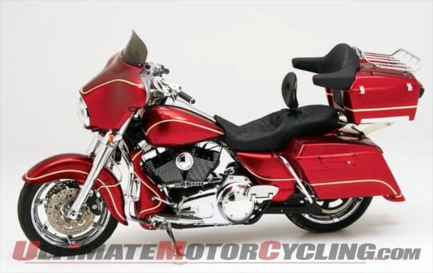 Corbin Releases Seats for 2014 Harley-Davidson FLH Models