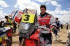 Team HRC Honda's Joan Barreda