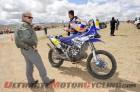 Red Bull Yamaha's Cyril Despres