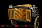 1913 Harley-Davidson 9G Motorcycle Truck