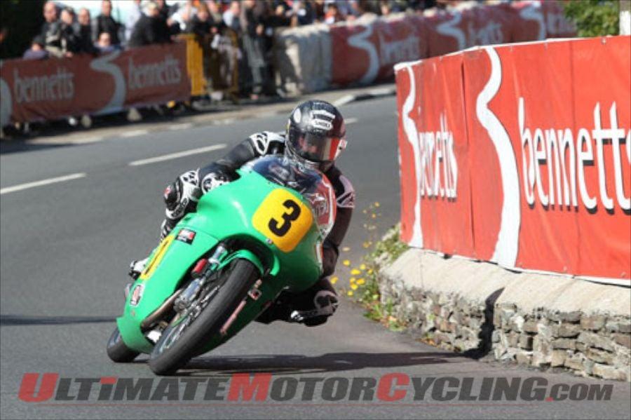 2014 Classic TT | Hillier Aboard Team Winfield Kawasaki ZXR 750