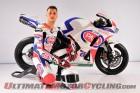 Pata Honda World Supersport's Lorenzo Zanetti
