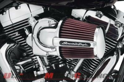 Harley-Davidson Screamin' Eagle Heavy Breather Elite Performance Air Cleaner Kit