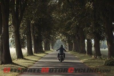 Comete Motocycles Presents 'The Glint' - a Short Film