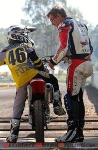 2014 Troy Bayliss Classic | International Riders Arrive