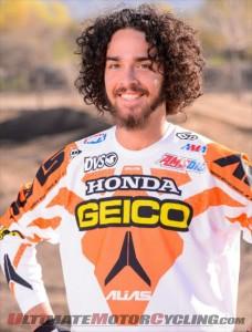 GEICO Honda Blake Wharton