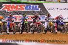 Start - 2014 Arlington Supercross