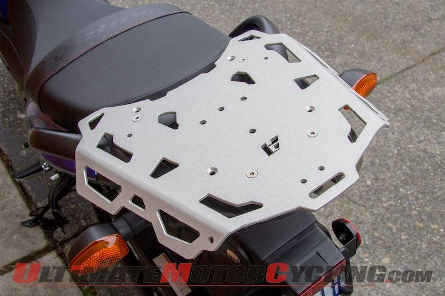 AltRider Releases Luggage Rack for Suzuki V-Strom