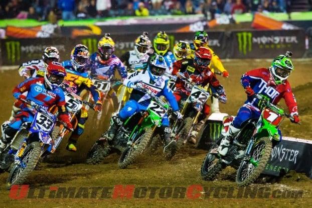 2014 Monster Energy Supercross | Arlington SX Preview