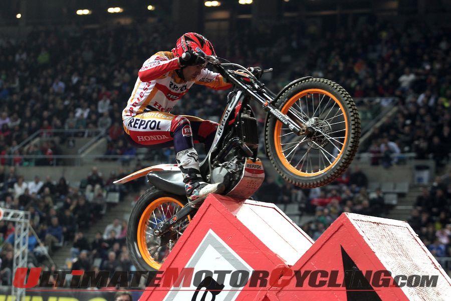 2014 FIM X-Trial World Championship   Barcelona Full Video Recap