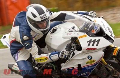 Belgian's Cooremeter Set for Isle of Man TT Debut Aboard BMW S1000RR
