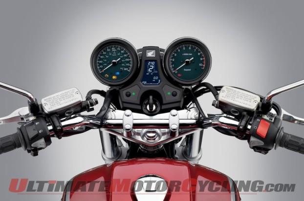 2014 Honda CB1100 / CB1100 Preview | Photos & Specs