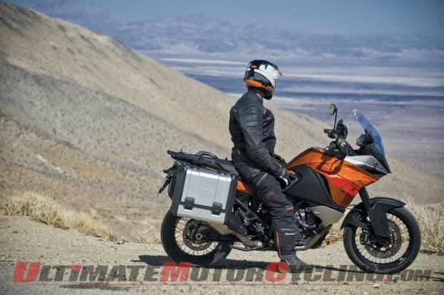 2014 KTM 1190 Adventure (R) | Photo Gallery / Wallpaper