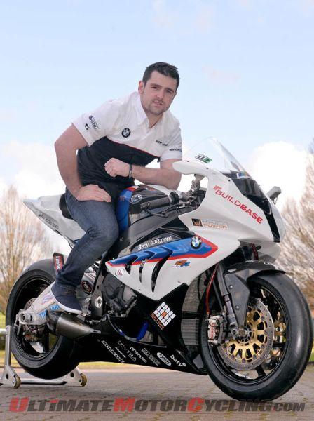 BMW's Michael Dunlop