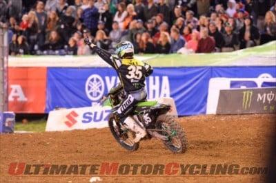 Monster Energy Kawasaki's Justin Hill