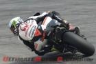 Pramac Racing Ducati's Andrea Iannone.