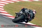Ducati Team's Andrea Dovizioso at Sepang.