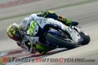 Yamaha Factory Racing's Valentino Rossi at Sepang.