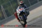 Yamaha Factory Racing's Jorge Lorenzo at Sepang.