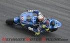 Suzuki MotoGP Test Team's Randy de Puniet