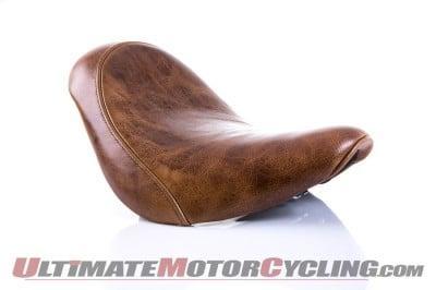 British Customs Low Solo Seat for Triumph America & Speedmaster