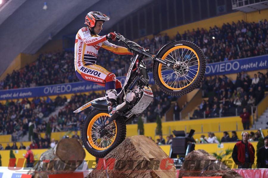 2014 X-Trial Champion Bou Dominates Final Round in Oviedo, Spain