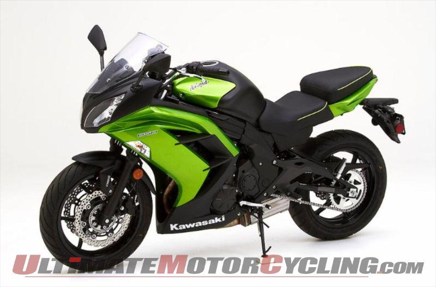 2012-2014 Kawasaki Ninja 650 Corbin Seats Available