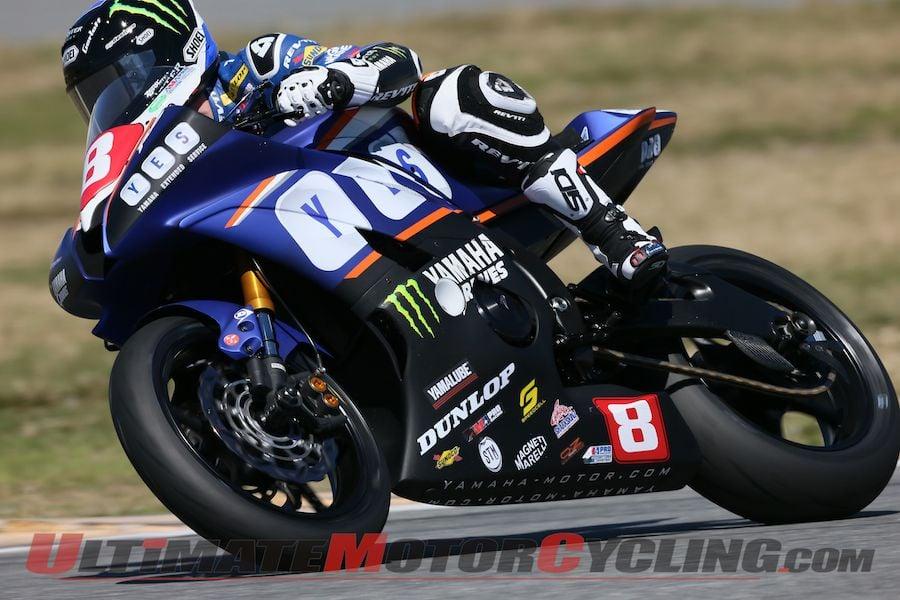 2014 Daytona 200 Practice | Yamaha's Gerloff Quickest