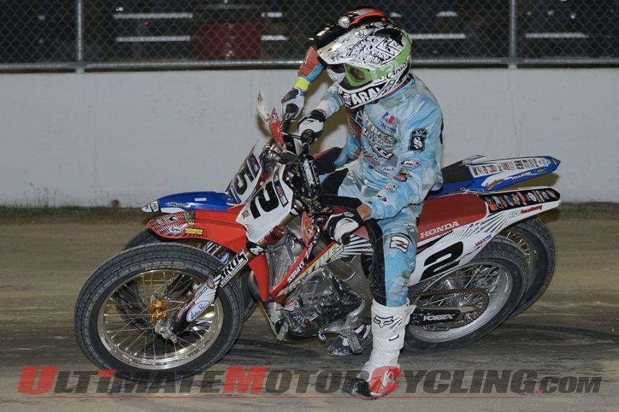 2014 Daytona AMA Flat Track Results | Friday Race Recap / Video