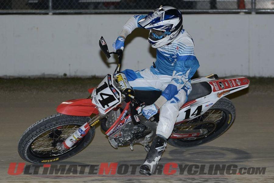2014 Daytona AMA Pro Flat Track | Thursday Results