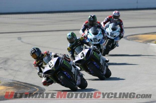 2014 Daytona AMA SuperBike Results | Race Recaps