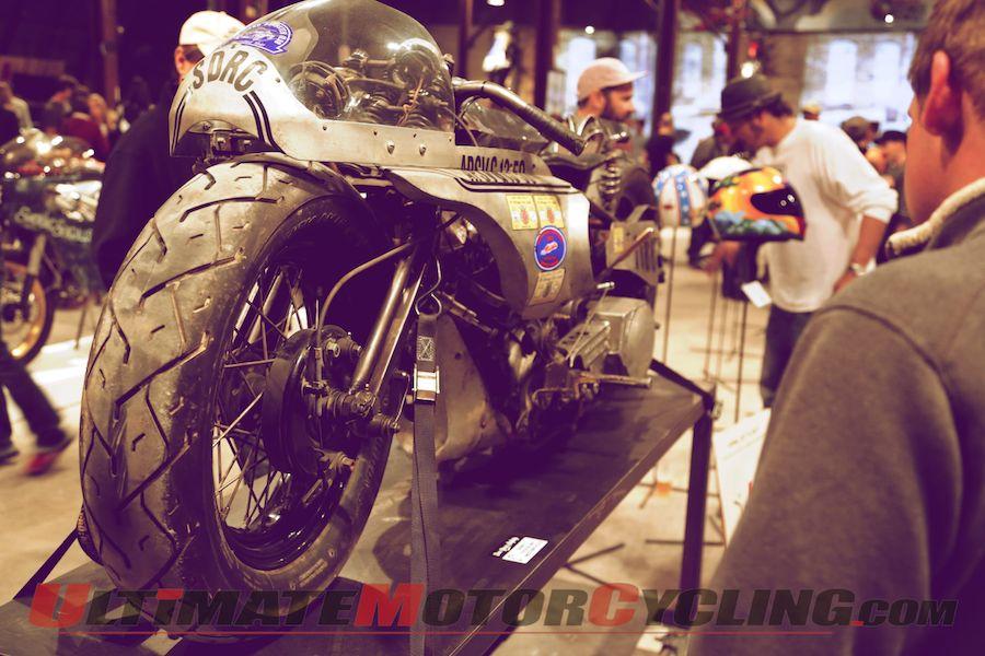 Moto Guzzi, Revival, & COTA Present The Handbuilt Motorcycle Show